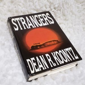 Strangers by Dean Koontz Hard Cover Novel